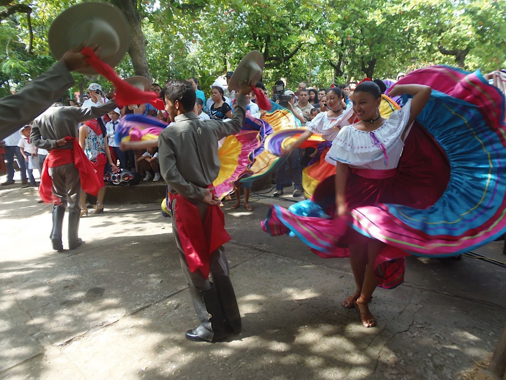 Independence Day in Nicoya