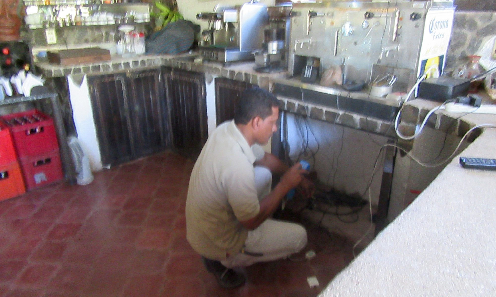 telefon reparieren in Costa Rica