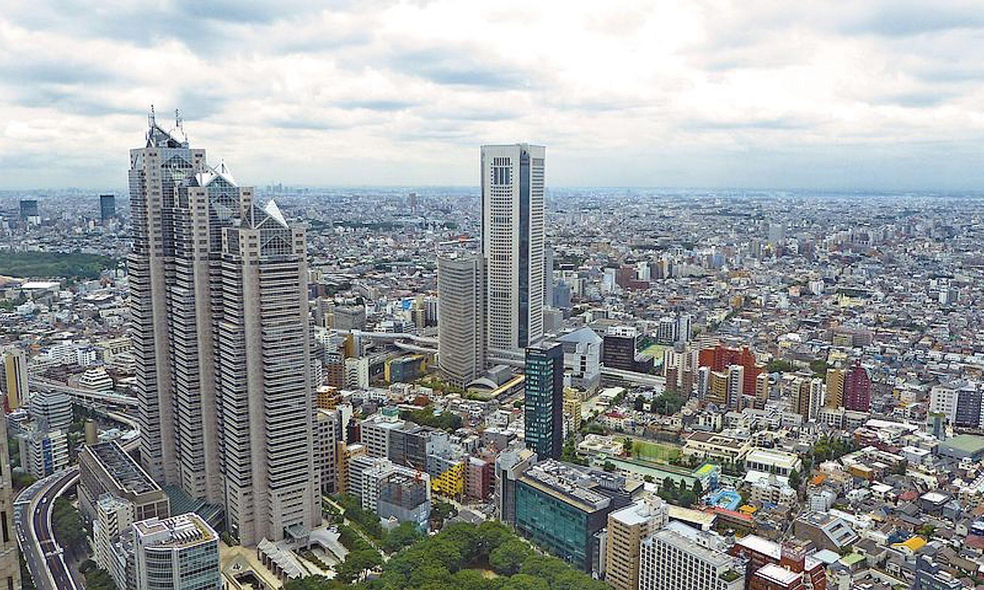 Großstadt mit großen Möglichkeiten